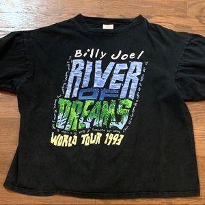 True Vintage 1993-94 Billy Joel Tour Concert Tee